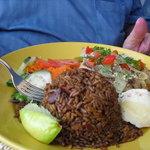 Maha Maha plate, delicious