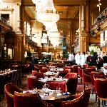 Berns Asiatiska is our beautiful breakfast hall and was named