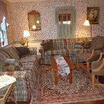 Sitting area in the Main Inn