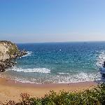 la spiaggia della Matelenas