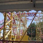 first coaster