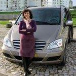 Carla Carita& her Van