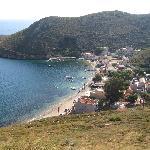 tiny hamlet of Porto Kayio