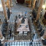 Maximilian I empty tomb