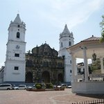 Chatedral of Panama in Colonial Panama