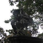 Estatua de Simón Bolivar