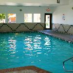 Indoor Pool & Jacuzzi