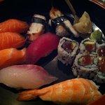 sushi medio misto