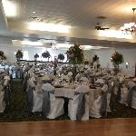 Banquet Hall -- Wedding Reception