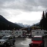 Roger's Pass Discovery Centre