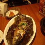 Great Steamed Fish too