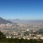 la ciudad de las montañas