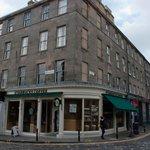 Starbucks Stockbridge in Edinburgh