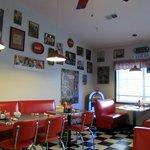 Billede af Strasburg Diner