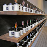 We have over 120 fragrances of freshly poured natural soy candles to choose from.