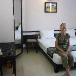 Ann Hoi Hotel room 2010