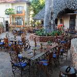 il nostro Baobab Beach Cafe