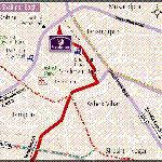 Location Map of Premier Inn New Delhi Shalimar Bagh