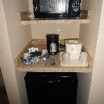 fridge/micro/tea-coffee maker