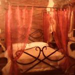 La camera - Il letto