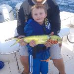 A Little Mahi for the 5 year old!  Released!
