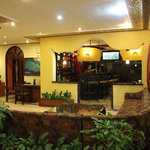 Hotel Manang Lobby