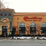 CheeseCake Factory (across the street)