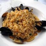 Caffe Roma Seafood Risotto