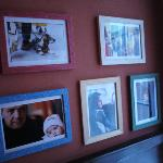 Portraits in cafe Macek