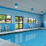 Very Clean Pool Room
