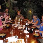 Dinner at Baan Nattawadee