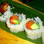 Alaska Roll - Salmon/Avocado