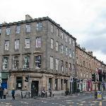 The Lothian Road Starbucks in Edinburgh