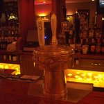 German style draught beer taps