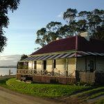 Norfolk Bay Convict Station