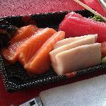 delicious sashimi