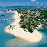 Constance le Prince Maurice - Aerial View