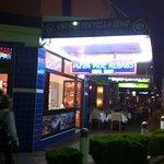 kebabs & pizza