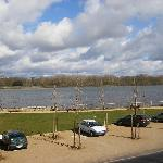 view on the river Loire