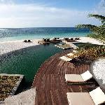 Constance Moofushi Resort, Maldives - Pool View