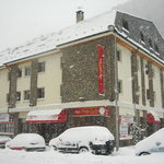 Hotel Palarine Winter