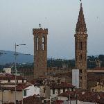 vista a sud - santa Croce