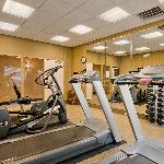 Our hotel offers a fitness center with state-of-the-art Precor equipment.