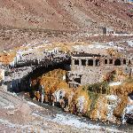 Puente del Inca invierno