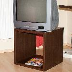 Der rustikale TV