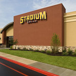 Stadium Grill, located at intersection of College and Stadium, near the University of Missouri-C