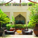 Lovely little garden cafe