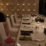 Reception at Mixcoa
