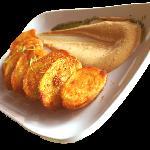 Brunch Dish: Patatas Bravas w spicy aioli