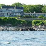 Kennebunkport's Only Oceanfront Inn & Restaurant